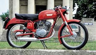 1956 Laverda 100 Sport Lusso classic Italian motorcycle, with 98cc engine