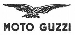 Moto Guzzi motorcycle logo