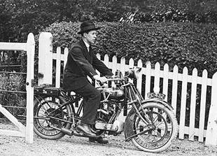 1922 Martinsyde classic motorcycle