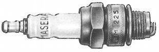 Maserati spark plug