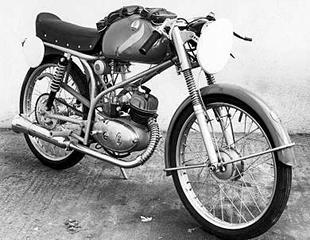 1958 Maserati 50cc road/racer classic motorcycle