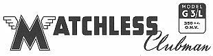 Matchless motorcycle logo