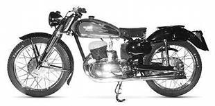 1949 Moto Morini 250cc two stroke