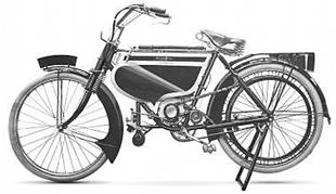 1911 single cylinder Motosacoche classic motorcycle