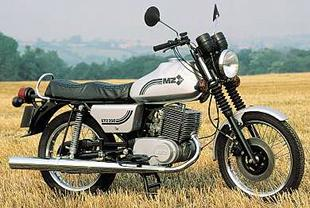 MZ'z ETZ250 motorcycle was launched in 1981 and had its own autolube lubrication system