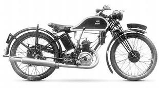 Bedford-built New KNight used Vi;lliers and JAP propietary engines for its classic motorcycles