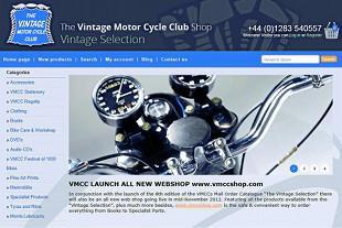 VMCC gift catalogue