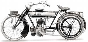 By 1912 Norton was no longer owned by Pa Norton and they were producing machines like this side-valve single