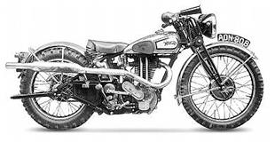 From the mid-Thirties onwards, any Norton motorcycle could be specified in trials trim