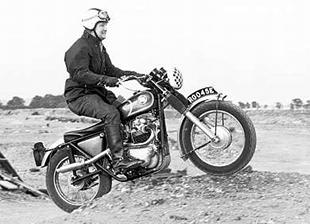 Norton P11 had a Norton engine but Matchless frame, all part of the company's tie-up with AMC