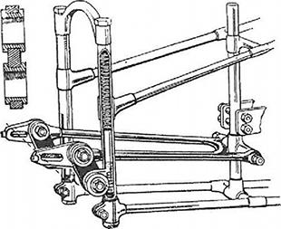 Pre-1937 OEC patent rear springing