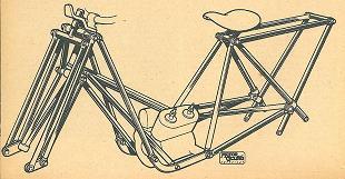 Alfred Scott profile, motorcycle design genius