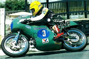 Joey Dunlop, Isle of Man motorcycle racer