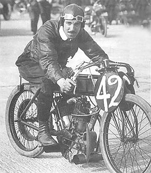 Brooklands race circuit, Weybridge, Surrey