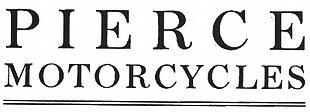 Pierce motorcyle logo