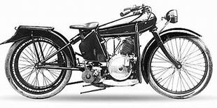 The Peters motorcycle initially used the company's own engines and then later Villiers powerplants