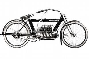 Pierce (Arrow) made smotth, expensive and exclusive motorcycles