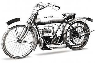 GWA Brown-designed Premier Pony, 322cc motorcycle