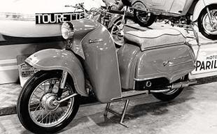 Progress scooter was an Anglo-German amalgamation