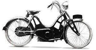 Innovative - or bizarre - Pullin-Groom motorcycle