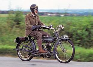 1911 Royal Enfield motorcycle