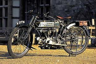 Norton racer