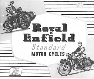 Royal Enfield advert