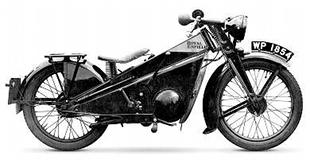 1932 Royal Enfield Cycar