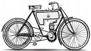 1903 Rex classic motorcycle