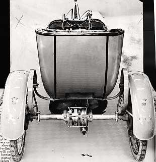 The Roc tricycle from 1910