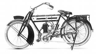 Single speed Rover motorcycle, dating from 1911