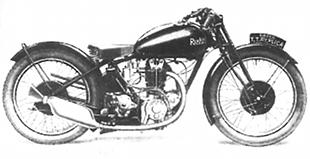 Rudge 500cc TT Replica