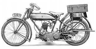 Rush, Belgium-built motorcycle