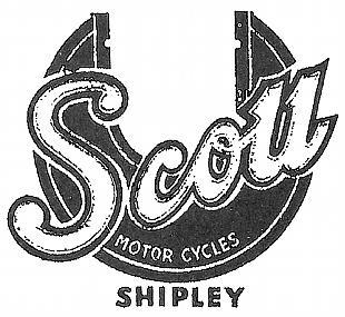 Scott motorcycle logo