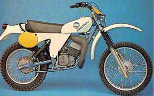 Simonini off-roader motorcycle