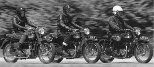 Triumph Speed Twins