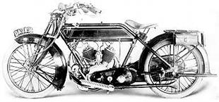 Sunbeam V-twin pre WW1 classic motorcycle