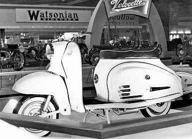 The Sun Wasp classic scooter