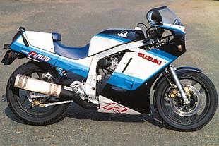 Suzuki GSX-R1100G/H/J