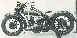 Harley-Davidson sidevalve motorcycle road test