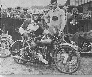Brough Superior SS100 classic motorcycle road test