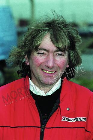 Joey Dunlop, Isle fo Man TT motorcycle racer