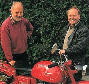 Moto Guzzi Lodola motorcycle