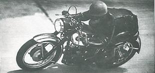 Velocette Clubman