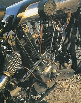 Brough Superior SS100 classic mpotorcycle road test