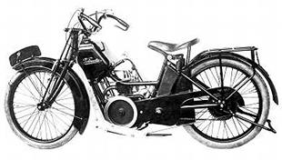 Ladies Velocette motorcycle was introduced before WW1