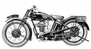1929 Velocette KN (Kammy Normal)