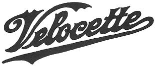 Velocette motorcycle logo