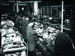 Villliers factory