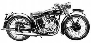 1935 Vincent Meteor